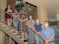 Graduate students awarded AMC21 program scholarship to advance biomedical research