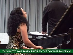 UAB music student wins first prize at Gulf Coast Steinway Society Piano Competition