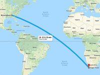 Transplant programs more than 8,200 miles apart form key partnership