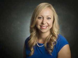 Fobian named Young Professional of the Year by local nonprofit