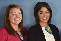 Two earn ACS doctoral degree support