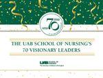 School of Nursing names 70 Visionary Leaders