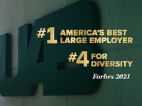 Forbes names UAB one of America's Best Employers for Diversity