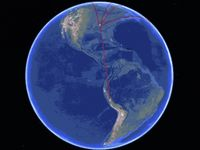 35,000 miles, $100,000 and 5 paths to global change