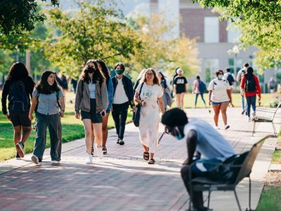 Study tracks how UAB students' mental health has been affected by COVID-19 and racism