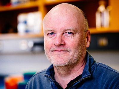It's no surprise this renowned researcher has teaching on the brain