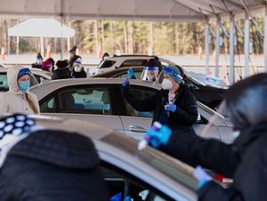 How volunteers are making history in a parking lot — and you can, too