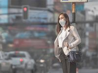 Air pollution's impact on traveler health