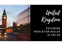 Exploring population health in the United Kingdom