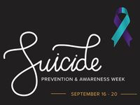 UAB Suicide Prevention and Awareness Week