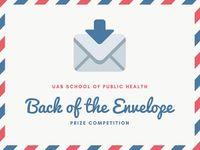 2020 Back of the Envelope Awardees Announced