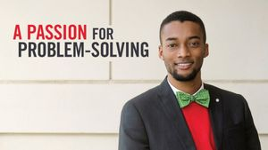 A Passion for Problem-Solving