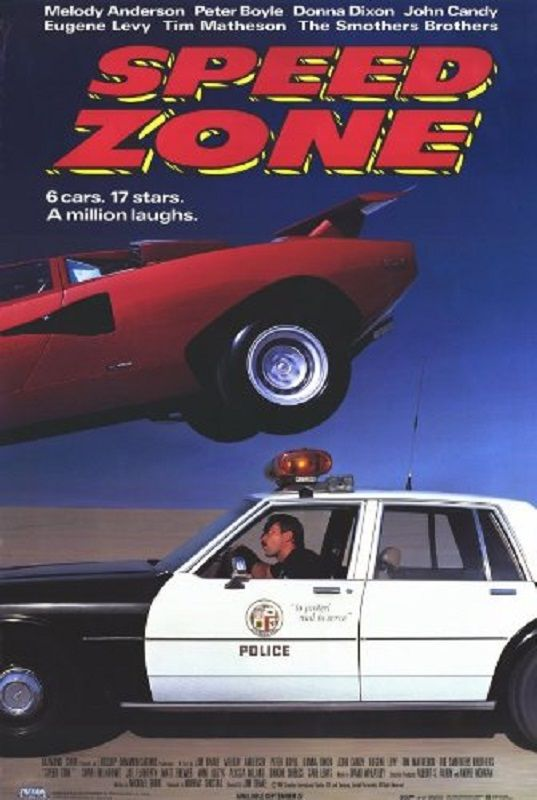 Cannonball 3 Speed Zone 1989 FRENCH VHSRip-TAD™