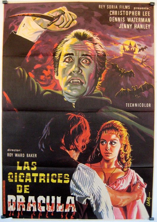 Les Cicatrices De Dracula 1970 FRENCH DVDRip XviD-TAD™