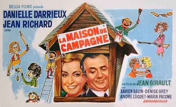 La Maison De Campagne 1969 FRENCH DVDRip XviD-TAD™