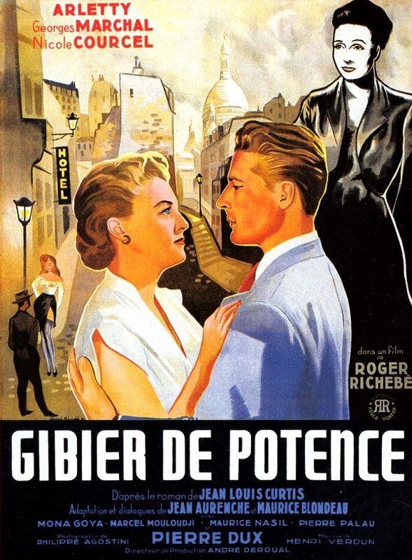 Gibier De Potence 1951 FRENCH 1080p HDTV-TAD™