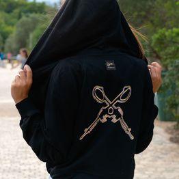 Back Guns Jacket