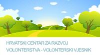 Volonterski vjesnik Hrvatskog centra za razvoj volonterstva 1/2021