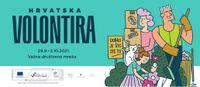 Hrvatska volontira 2021 - počele prijave aktivnosti