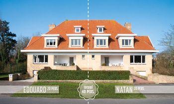 Nieuwpoort - Huis / Maison - Villa Nieuwpoort - Nathan
