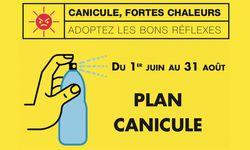 Plan Canicule: la Ville à vos côtés!