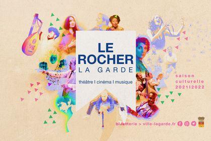 Saison du Théâtre du Rocher 2021-2022