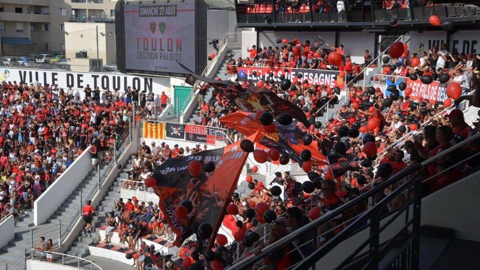 Vivre le rugby à Toulon