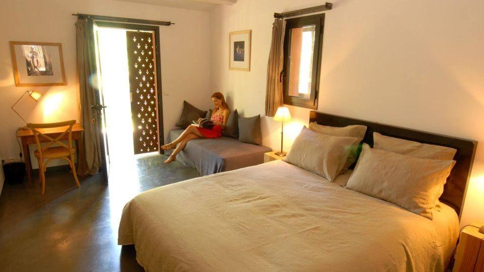 Une chambre d'hôtes à Besse sur Issole
