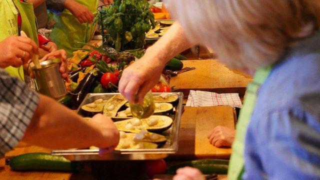 Cours de cuisine à la Cadière d'Azur