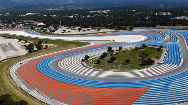 Circuit Paul Ricard au Castellet