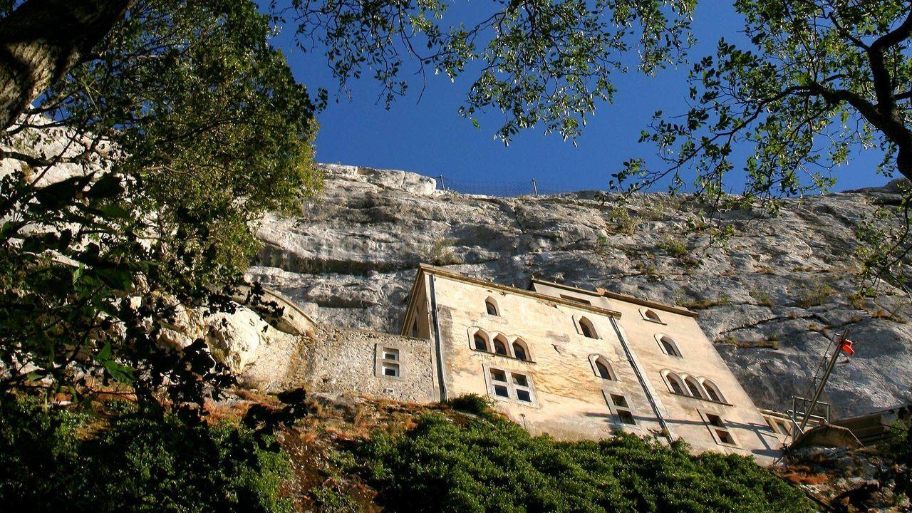 Grotte de Marie Madeleine dans le Var
