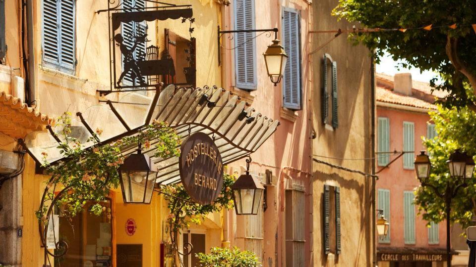 Hotellerie de charme à la Cadière d'Azur