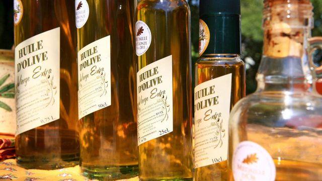 Huile d'olive du Var