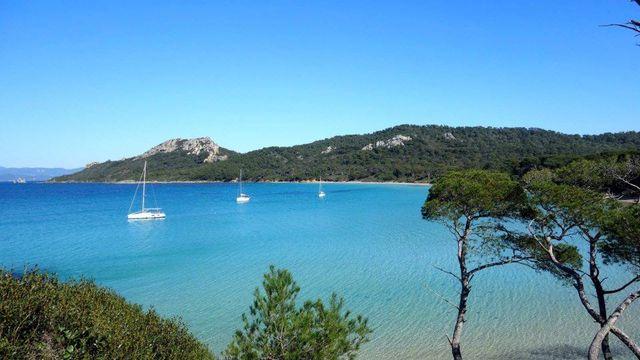 L'île de Porquerolles - Hyères