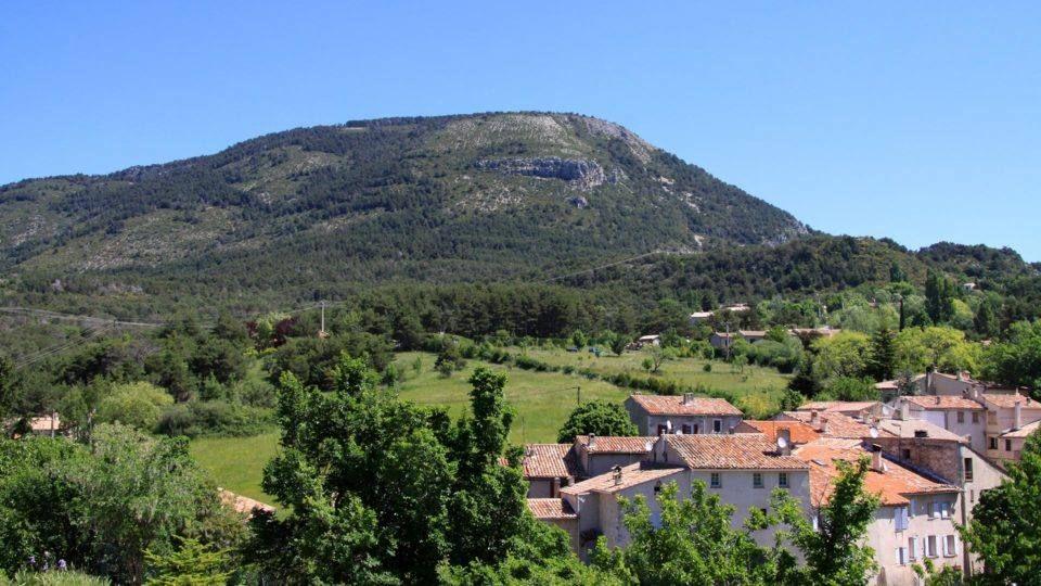 Le mont Lachens