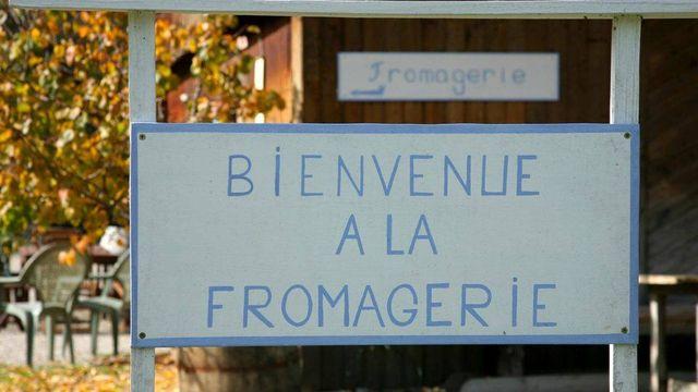 Bienvenue chez les producteurs - Châteaudouble