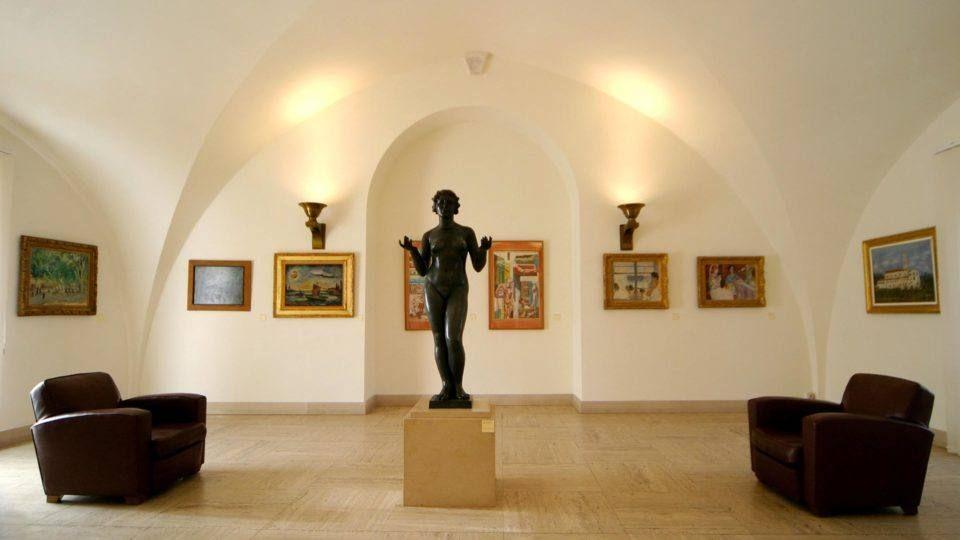 Musée de l'Annonciade à St tropez