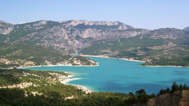 Lake of Sainte Croix - Verdon