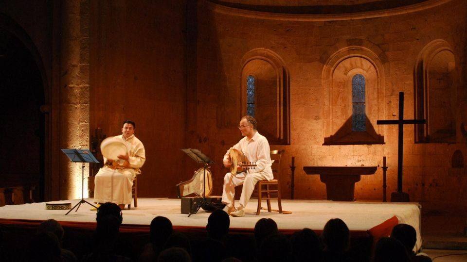 Abbaye du Thoronet : rencontre internationale de musique médiévale