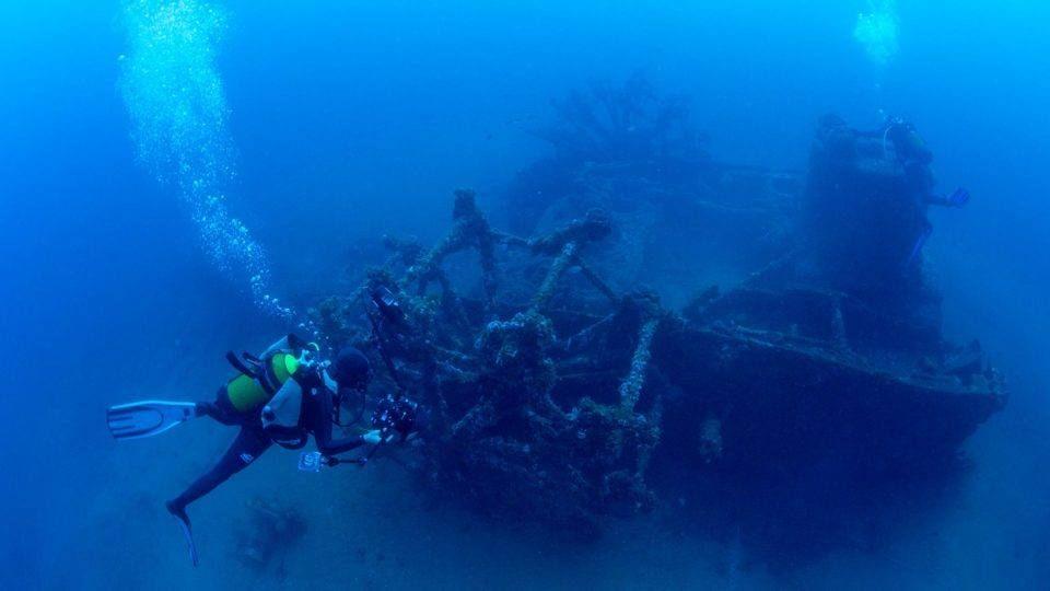 Plongée sur la Ville de Grasse - Presqu'île de Giens