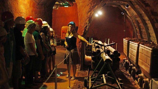Visite au Musée des Gueules Rouges à Tourves