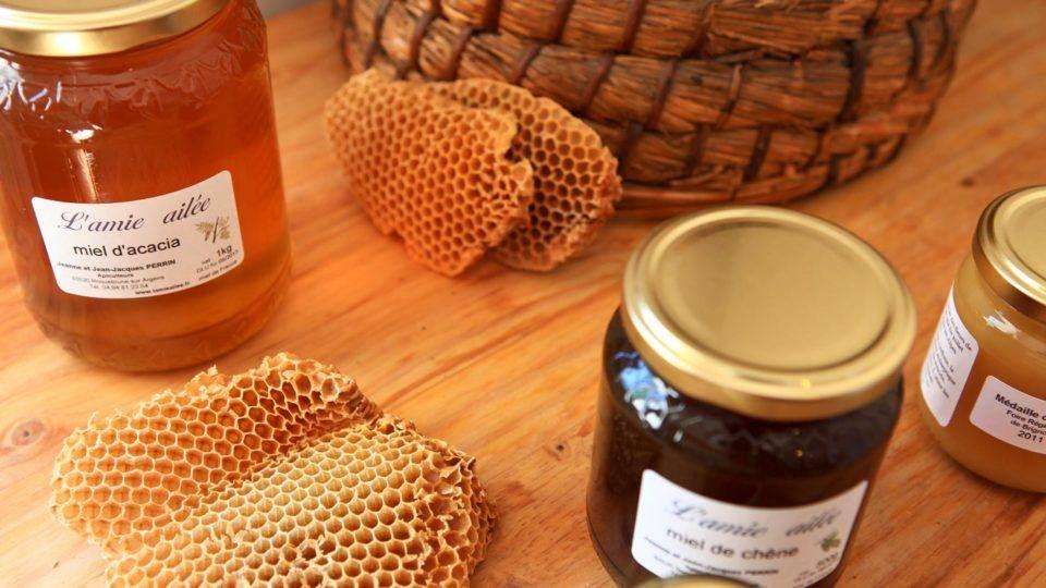Saveur du Var, le miel