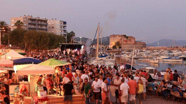 Nuit des Pêcheurs à Toulon