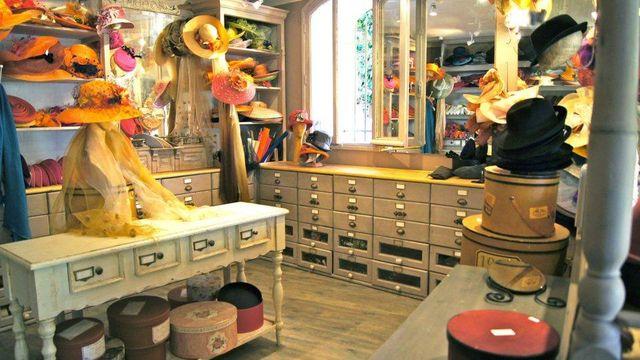 Découverte des métiers d'Art du Var - Chapeaux in Bormes les Mimosas