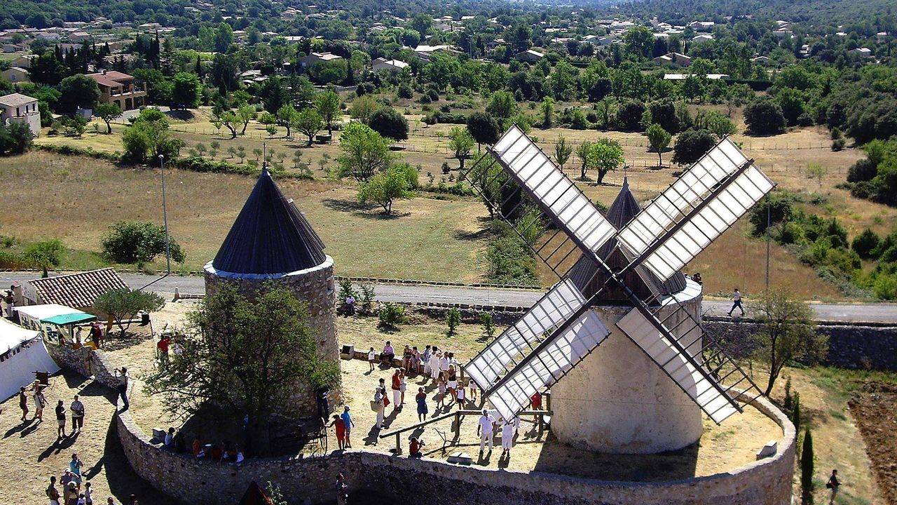 Fête des moulins