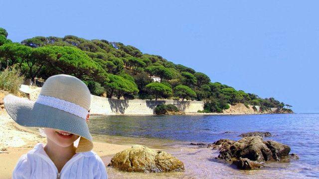Cabane de plage - Sainte Maxime