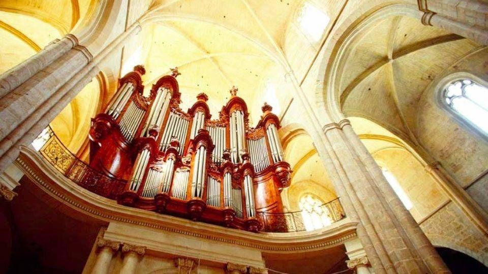 La Basilique de Saint Maximin
