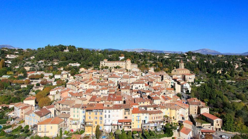 Callian,,village perché au Pays de Fayence