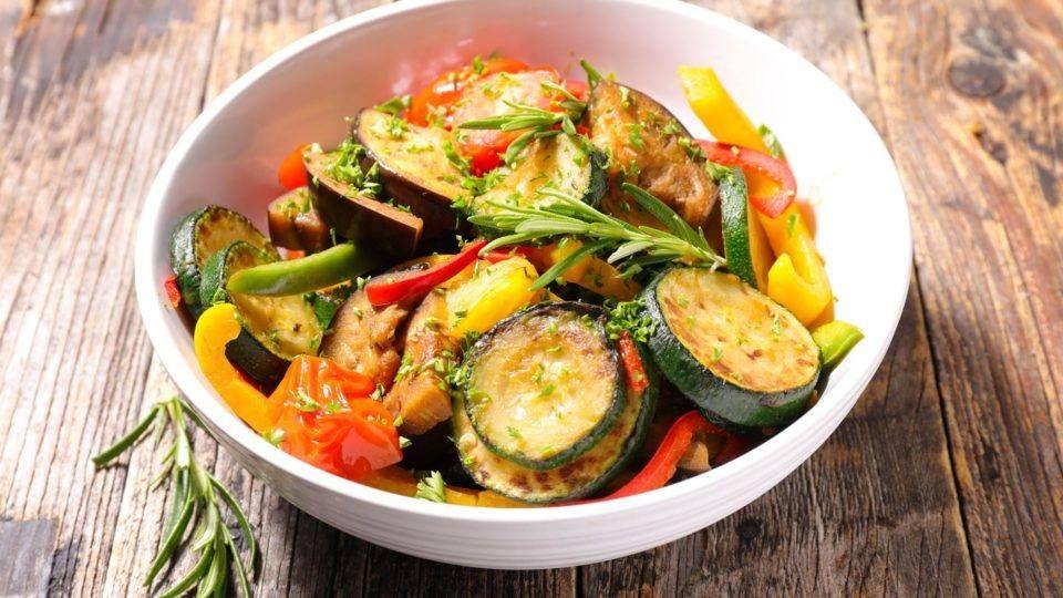 Ratatouille - unmissable Provençal cuisine