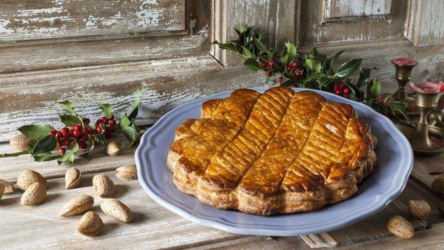 Frangipane - friandise traditionnelle de Noël